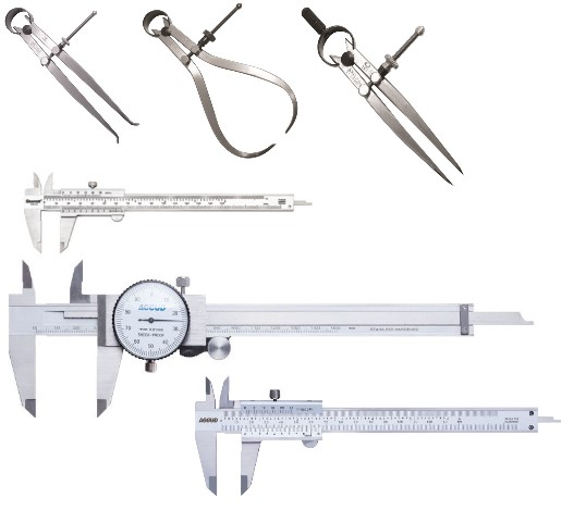 VERNIERS, CALIPERS (27)