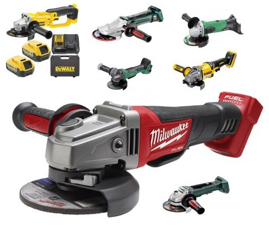 ANGLE GRINDER CORDLESS (19)