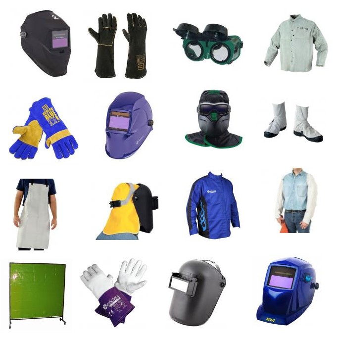 WELDING HELMETS AND PPE (44)